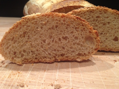 Pane con esubero con farina tipo 0 tipo 1 e tipo 2